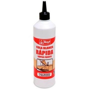 Cola blanca rápida súper fuerte Rayt 750gr