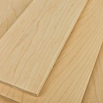 Tablas de madera de arce duro