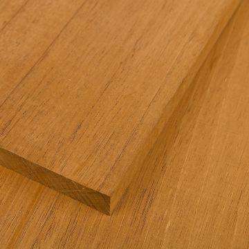 Tablas de madera de Caoba de Brasil