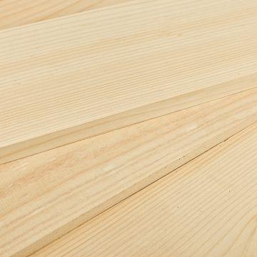 Tablas de madera de ciprés