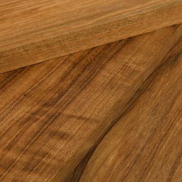Tablas de madera de etimoe