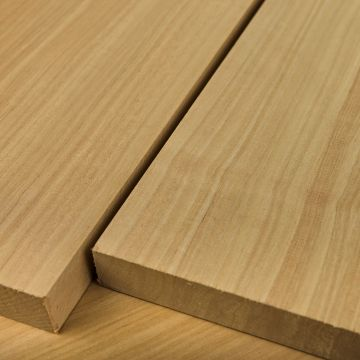 Tablas de madera de mukali