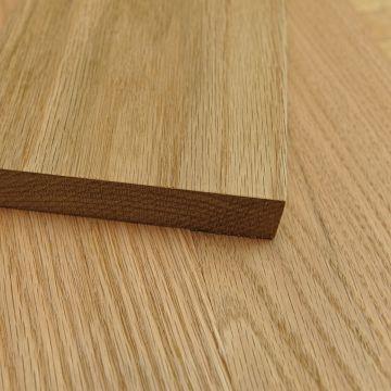 Tablas de madera de roble rojo