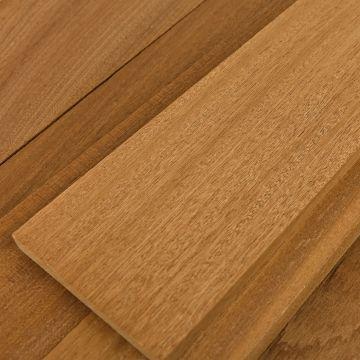 Tablas de madera de sapeli