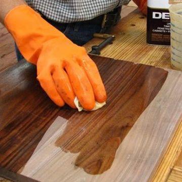 Aceite de tung para madera