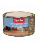 Cera en pasta para madera Syntilor