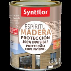 Lasur 100% invisible Espíritu Madera Syntilor