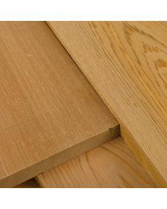Tablas de madera de cedro rojo del Pacífico