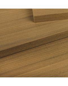 Tablas de madera de mansonia
