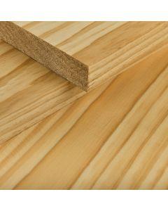 Tablas de madera de pino radiata