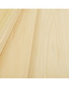 Tablas de madera de poplar