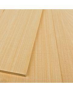 Tablas de madera de tilo